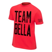 "The Bella Twins ""Team Bella"" Youth Authentic T-Shirt"