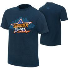 SummerSlam 2015 Logo T-Shirt