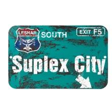 "Brock Lesnar ""Suplex City"" Street Sign"