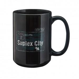 """Brock Lesnar """"Suplex City"""" 15 oz. Mug"""