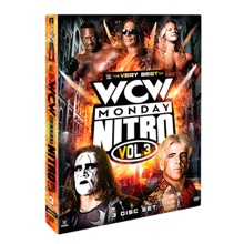 The Very Best of Nitro Vol. 3 DVD