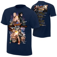 SummerSlam 2015 Event T-Shirt