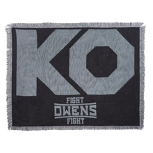 Kevin Owens Tapestry Throw Blanket