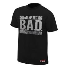 Team B.A.D. Authentic T-Shirt
