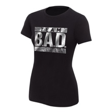 Team B.A.D. Women's Authentic T-Shirt