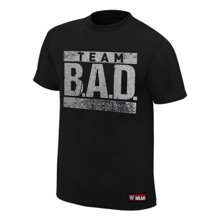 Team B.A.D. Youth Authentic T-Shirt