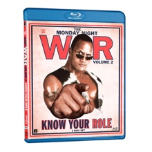 WWE Monday Night War: Volume 2 Blu-ray