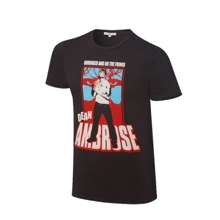 "Dean Ambrose ""Unhinged and on the Fringe"" T-Shirt"