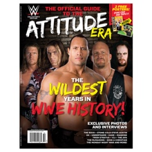WWE The Attitude Era: Official Collector's Edition Magazine