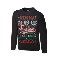 Nikki Bella Ugly Holiday Sweatshirt