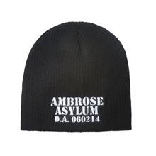 "Dean Ambrose ""Ambrose Asylum"" Knit Beanie Hat"