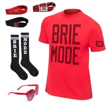 """Brie Bella """"Brie Mode"""" Youth T-Shirt Package"""