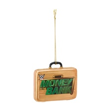 WWE Money in the Bank Holiday Ornament