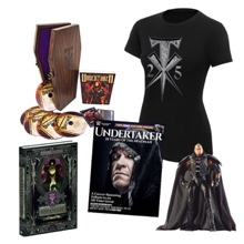 "The Undertaker ""25 Years"" Commemorative Women's T-Shirt Package"