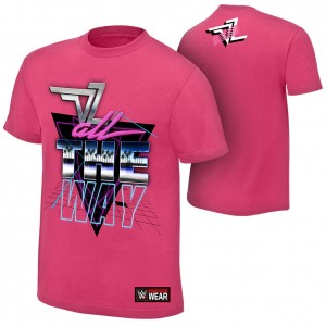 "Dolph Ziggler ""All The Way"" Youth Authentic T-Shirt"