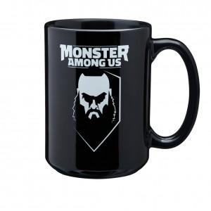 """Braun Strowman """"Monster Among Us"""" 15 oz. Mug"""