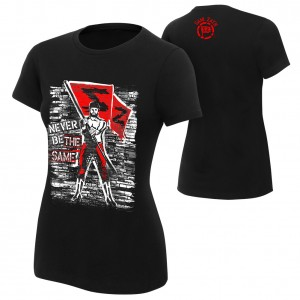 "Sami Zayn ""Never Be the Same"" Women's Authentic T-Shirt"