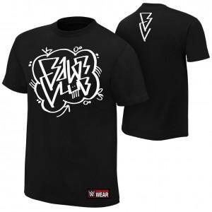 "Finn Bàlor ""Bàlor Club Graffiti"" Authentic T-Shirt"