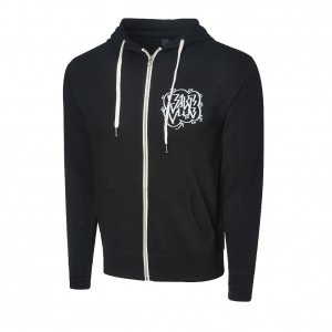 "Finn Bàlor ""Balor Club"" Graffiti Full Zip Hoodie Sweatshirt"
