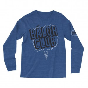 "Finn Bàlor ""Bàlor Club"" Graffiti Long Sleeve T-Shirt"