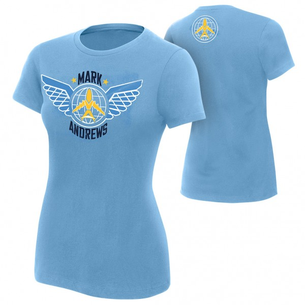 Mark Andrews NXT Women's Authentic T-Shirt