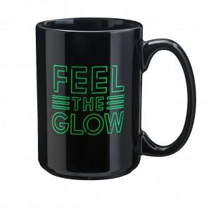 "Naomi ""Feel the Glow"" 15 oz. Mug"