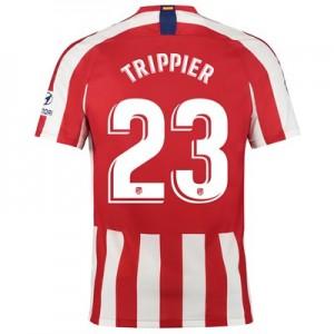 Atlético de Madrid Home Stadium Shirt 2019-20 with Trippier 23 printing