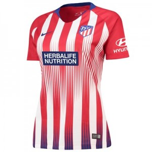 Atlético de Madrid Home Stadium Shirt 2018-19 - Womens