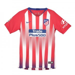 Atlético de Madrid Home Stadium Shirt 2018-19 - Kids
