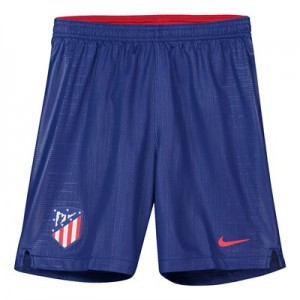 Atlético de Madrid Home Stadium Shorts 2018-19 - Kids