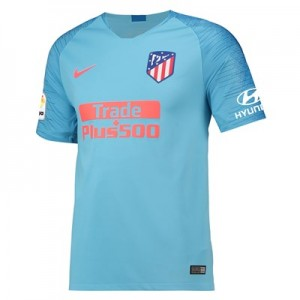 Atlético de Madrid Away Stadium Shirt 2018-19