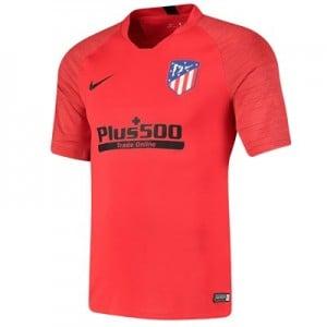 Atlético de Madrid Strike Training Top - Red