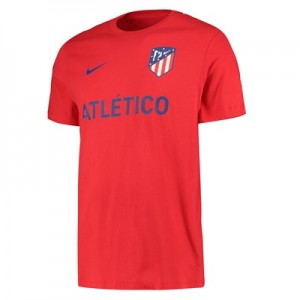 Atlético de Madrid Core Match T-Shirt - Red