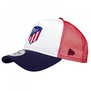 Atlético de Madrid New Era Trucker Cap - White