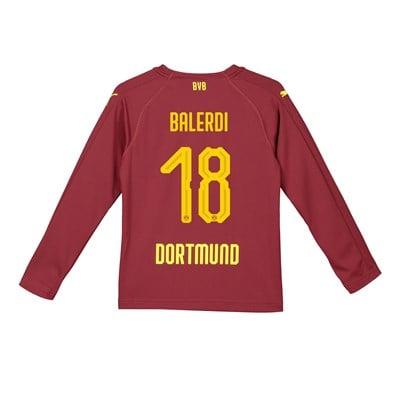 BVB Third Shirt 2018-19 - Kids with Balerdi 18 printing