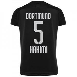 BVB Away Shirt 2019-20 with Hakimi  5 printing