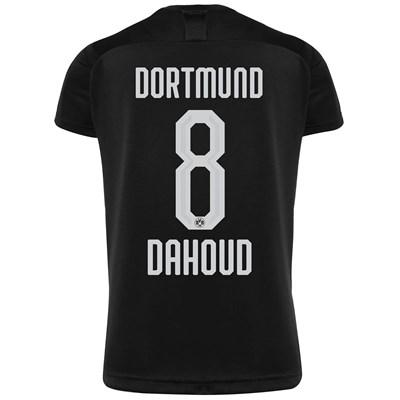 BVB Away Shirt 2019-20 with Dahoud 8 printing