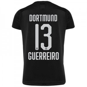 BVB Away Shirt 2019-20 with Guerreiro 13 printing