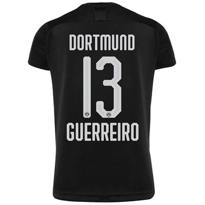 BVB Away Shirt 2019-20 with Guerreiro 13 printing