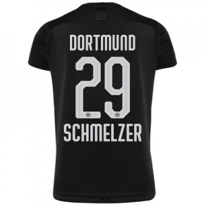 BVB Away Shirt 2019-20 with Schmelzer 29 printing