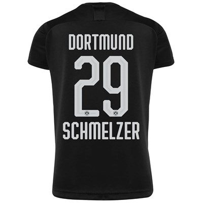 BVB Away Shirt 2019-20 with Schmelzer 29 printing