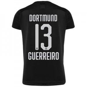 BVB Away Shirt 2019-20 - Kids with Guerreiro 13 printing