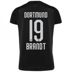 BVB Away Shirt 2019-20 - Kids with Brandt 19 printing