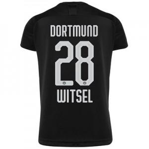 BVB Away Shirt 2019-20 - Kids with Witsel 28 printing