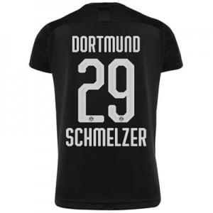 BVB Away Shirt 2019-20 - Kids with Schmelzer 29 printing