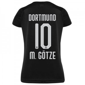 BVB Away Shirt 2019-20 - Womens with M. Götze 10 printing