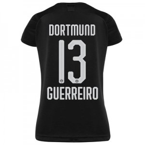 BVB Away Shirt 2019-20 - Womens with Guerreiro 13 printing