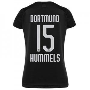 BVB Away Shirt 2019-20 - Womens with Hummels 15 printing