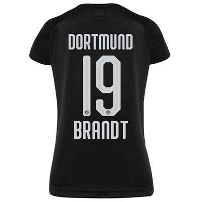 BVB Away Shirt 2019-20 - Womens with Brandt 19 printing