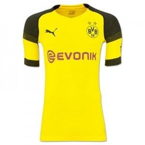 BVB Authentic evoKNIT Home Shirt 2018-19